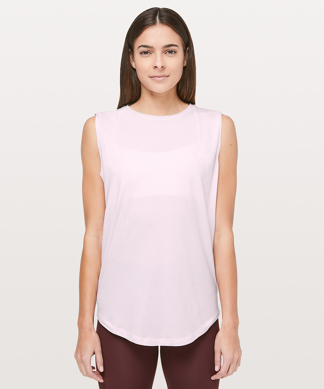 1b2abbde3c9bd You know what a Brunswick Muscle Tank is perfect for aside from yoga barre    29 PAJAMAS. Pink glow or citrus ice are both stellar choices.